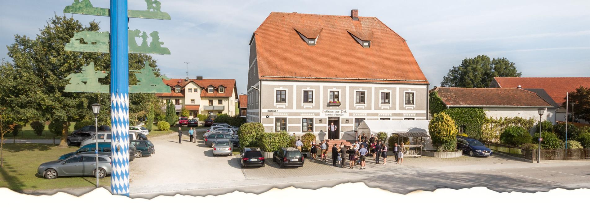 Gasthof Zur Post Fam Gattinger Willkommen